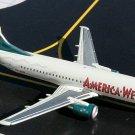 GeminiJets 1:400 America West Boeing 737-300 AW00002