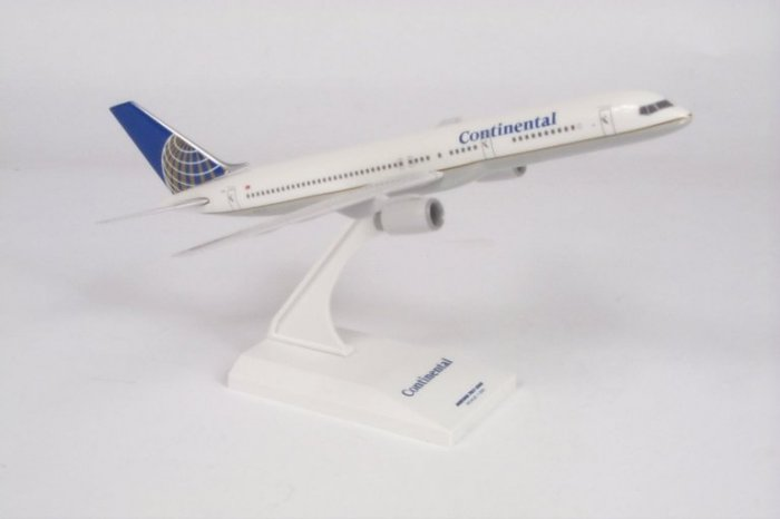 SkyMarks 1:200 Continental Airlines Boeing 757-200 CA00002
