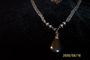 Pearl and Pendant