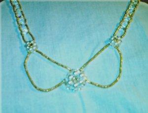 Pearls and 14K Karat Gold