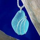 SG107   Sea Glass Pendant