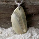 OBX107   Sea Shell Pendant from the Outer Banks