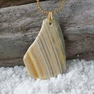 OBX108   Sea Shell Pendant from the Outer Banks