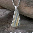 OBX120   Sea Shell Pendant from the Outer Banks