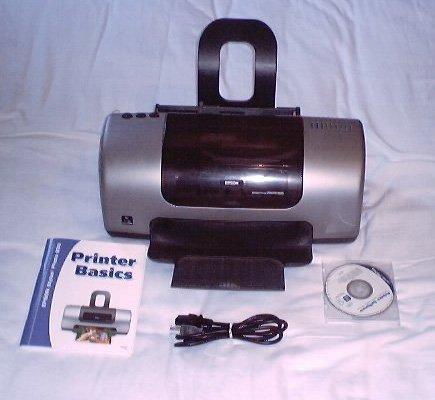 Epson Stylus Photo 820 inkjet printer