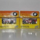 NASCAR Modifieds 1990 Nutmeg Matchbox Diecast - Set of Four