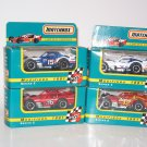 1991 NASCAR Modifieds 1:64 Diecast Matchbox Set of Four