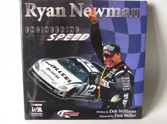 Sports Publishing Ryan Newman: Engineering Speed Book