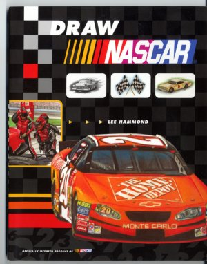 Draw NASCAR By Lee Hammond