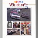 1975 NASCAR Winston Cup Yearbook Richard Petty