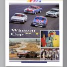 1977 NASCAR Winston Cup Yearbook Cale Yarborough