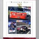 1997 NASCAR Winston Cup Yearbook Jeff Gordon