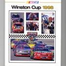 1998 NASCAR Winston Cup Yearbook Jeff Gordon