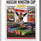 2000 NASCAR Winston Cup Yearbook Bobby Labonte