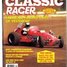 CLASSIC RACER Magazine April 1989