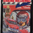Grand National Illustrated Magazine 1989 Bill Elliott NASCAR