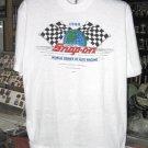 Snap On World Series of Auto Racing 1988 Tshirt XL