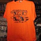 Tiger Racing #38 Orange XL Tshirt SH1528
