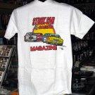 Stock Car Racing Magazine Small Tshirt SH1529