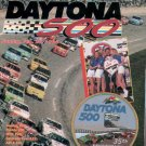 1994 Daytona 500 Speed Weeks 1994 35th Anniversary Program with patch Winston Cup NASCAR Speedweeks