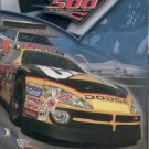 2003 Daytona 500 NASCAR Official Program Winston Cup Speedweeks