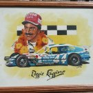 Reggie Ruggiero #44 Modified Tour Painting Al DiMauro