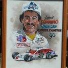Jamie Tomaino 1990 NASCAR Modified Champion Painting