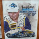 Jimmy Spencer NASCAR Modified Champ Mr. Excitement Painting