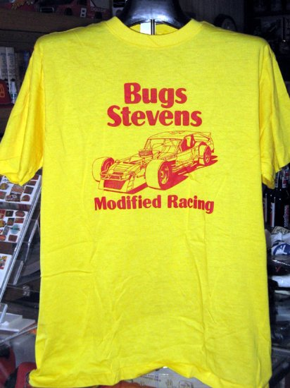Bugs Stevens Modified Racing XL Tshirt