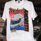 Michael Andretti Kmart Texaco Bud Andretti Racing Large Tshirt