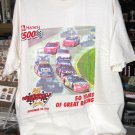 Martinsville Speedway 50th Years Hanes 500 XL Tshirt NASCAR