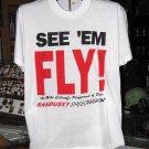 Sandusky Speedway See Em Fly XL Tshirt