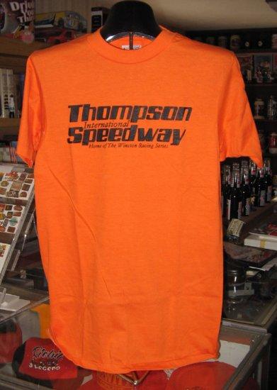Thompson International Speedway Home of the Winston Racing Series Med Tshirt SH1519