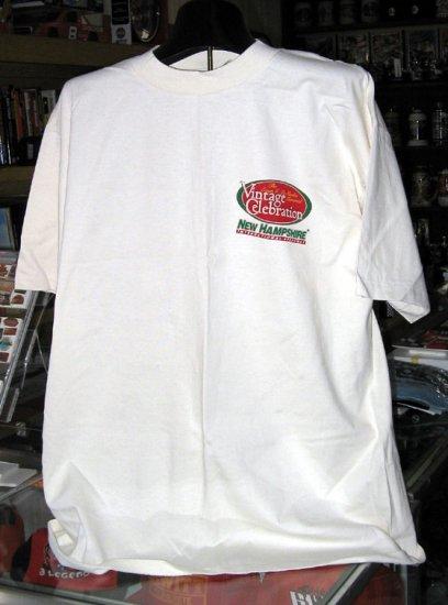 NHIS Vintage Celebration 6th Annual Classic Automobiles XL Tshirt