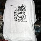 Captain's Galley #8 Late Model Racing XL Tshirt