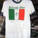 Ireland's Own Irish Flag Shamrock XLarge Tshirt SH1468