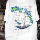 Carribbean Sea XLarge Tshirt SH1460