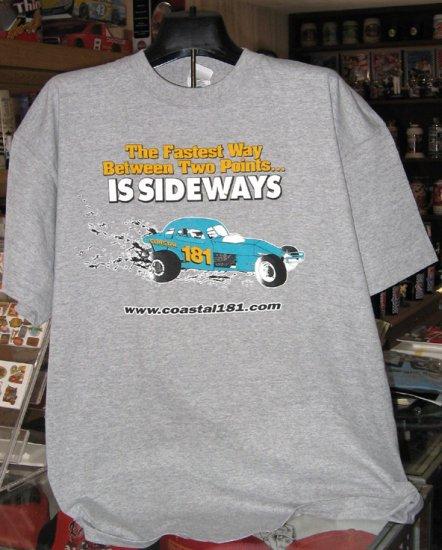 Coastal 181 XXL Tshirt Vintage Racing