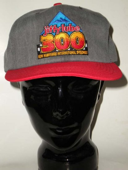 Jiffy Lube 300 New Hampshire Speedway Cap NASCAR  NHIS