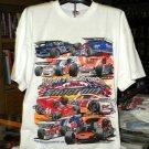 North South 3rd Annual Shootout XXL Tshirt NASCAR Modifieds SH6511