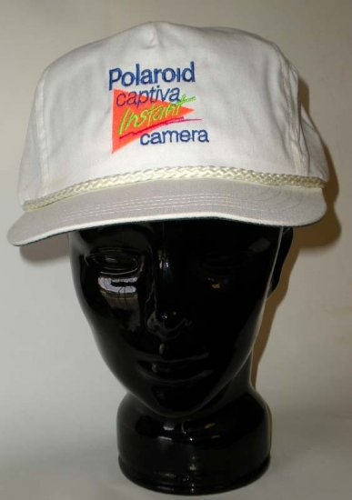 Polaroid Captiva Instant Camera Adjustable Cap