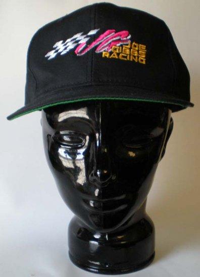 Joe Gibbs Racing Black Adjustable Cap NASCAR