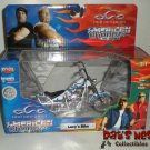 Orange County Choppers OCC 1:18 Scale Diecast Lucy's Bike  American Chopper Series