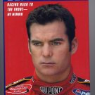 Jeff Gordon Racing Back To The Front - My Memoir by Jeff Gordon with Steve Eubanks