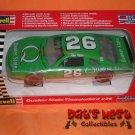 #26 Brett Bodine Quaker State Ford Thunderbird Revell 1:24 Diecast NASCAR