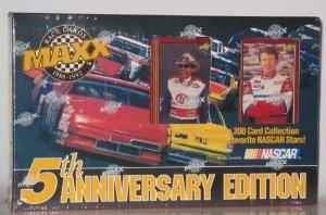 1992 Maxx Race Cards 5th Anniversary Edition 1988 1992 NASCAR