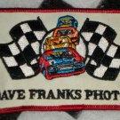 Dave Franks Photos  Sew On Patch Motorsports NASCAR