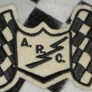 A.R.C.  Seekonk Speedway Sew On Patch Motorsports NASCAR