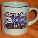 Dale Earnhardt #3 NASCAR Mug Auto Racing