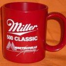 Miller 500 Classic Martinsville Speedway Mug Auto Racing